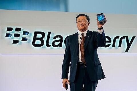 【爱范儿】从BlackBerry 10到Android,黑莓手机的英雄末路与垂死挣扎