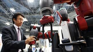 """机器人""""四大家族""""齐上阵 要用协作机器人进攻中国市场"""