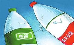 """农夫山泉寻""""标准门""""新证  水行业进入白热化的竞争"""