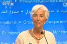 """拉加德:人民币""""入篮""""有利于推进中国深化金融领域改革"""