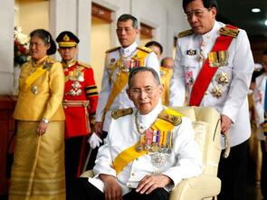 起底泰国王室巨额资产:资产占GDP一成