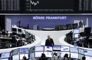 欧洲股市周一小幅走低 英国富时100指数下跌0.12%