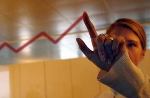外国投资者今年1月投入130亿美元到中国的股票