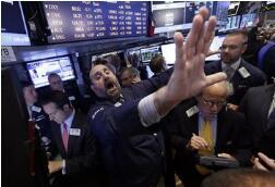 """美股的""""黑色星期五"""" 美债收益率上涨是美股下跌的罪魁祸首"""