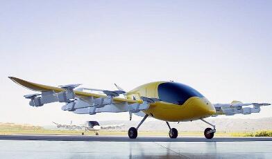 谷歌联合创始人拉里·佩奇(Larry Page)公布了一段与其飞行出租车Cora有关的视频