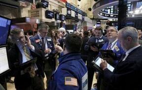 美股三大股指全线低开 标普500指数跌幅0.42% 道琼斯跌幅0.34%