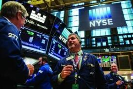 美股周二收高 标普500指数涨32.57点 特斯拉涨5.96%