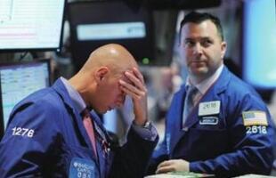 美国科技股普遍收跌 苹果收跌0.29% 高盛收跌2.1%