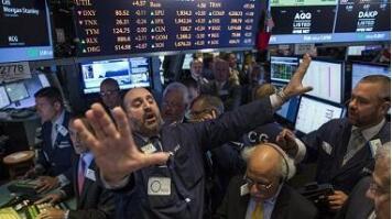 财经头条:周二欧美股市全线收跌  美股三大股指均收跌逾1%