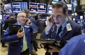 美股周三收跌 标普500指数跌19.13点 至2635.67点
