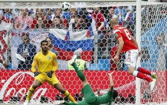 亚洲经济:2018俄罗斯足球世界杯开幕:俄罗斯5-0完胜沙特 养老金中央调剂制度7月1日起实施