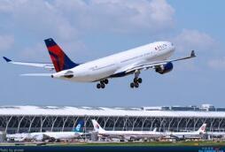 达美航空开航上海,上海机场与全球最大机场结盟