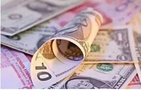 美元指数走弱,人民币中间价报6.8313