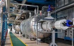 上海电气研制成功20万级空冷发电机