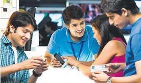 小米手机在印度市场份额连续四个季度第一