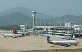 三亚凤凰国际机场新扩国际航站楼正式启用 积极参与海南自贸区(港)建设