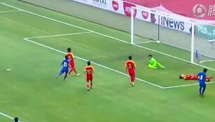 国青3-1逆转泰国    周俊辰事件震慑球队