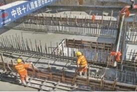 亚洲最长地铁单体车站深圳地铁10号线顺利封顶