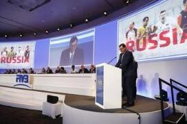 俄罗斯获得2022年男排世锦赛举办权