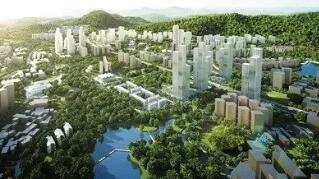 三亚总部经济区及中央商务区规划公示
