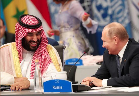 普京表示俄罗斯和沙特将延长OPEC+石油协议