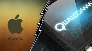 苹果官方否认与高通就专利费用问题达成和解