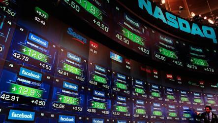美股三大股指收涨,科技股涨跌互现,苹果收跌0.65%
