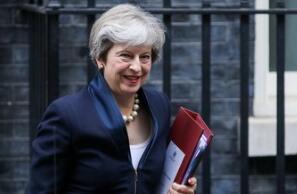 政府信任投票结果出炉:首相May赢得议会支持
