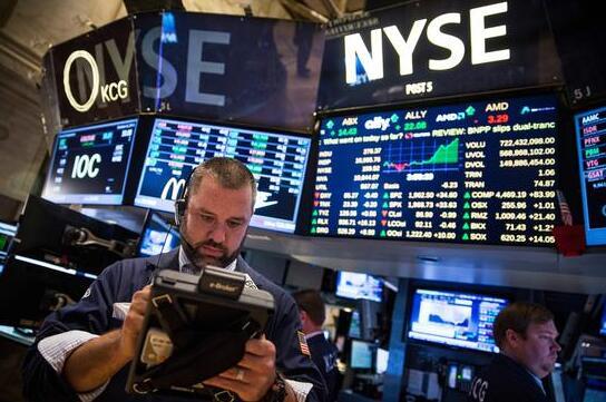 美股收盘涨跌不一 芯片股齐齐飙升推动纳指涨近0.7%