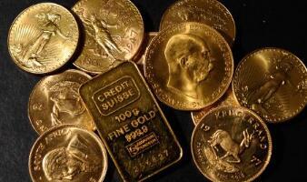 黄金期货周四小幅收跌 本周跌幅扩大