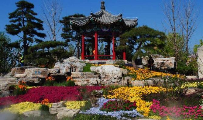 北京世园会圆满闭园 外媒:成世界文化交流平台