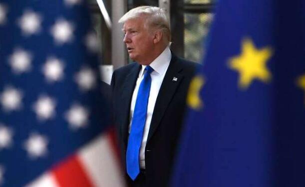 外媒:美宣布对75亿美元欧盟产品加税 成WTO史上数额最大授权报复