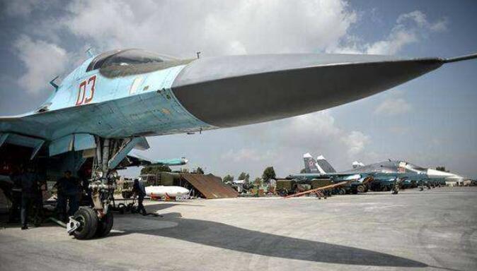 俄罗斯宣布在叙利亚北部新设空军基地