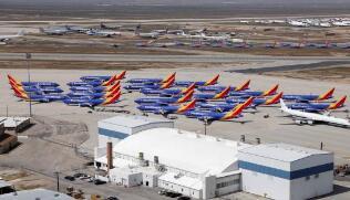 德媒:波音预计737MAX明年1月复飞