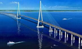 世界最大跨度铁路拱桥大瑞铁路怒江特大桥主体建成