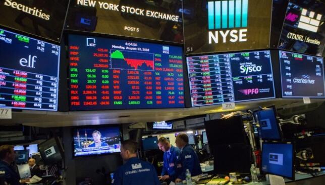 先锋集团首席经济学家:美股估值与经济现实严重脱节