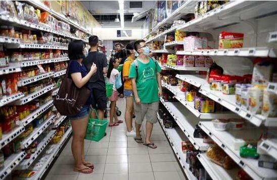 新加坡将拨款64亿新元应对疫情