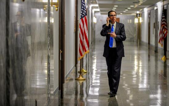 """""""政治游戏""""阻挠议案通过?2万亿美元经济刺激计划搁浅"""