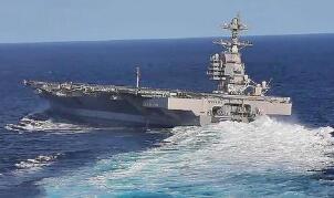 """美核动力航母""""西奥多·罗斯福""""号舰长称新冠病毒正在舰上无法控制地传播"""