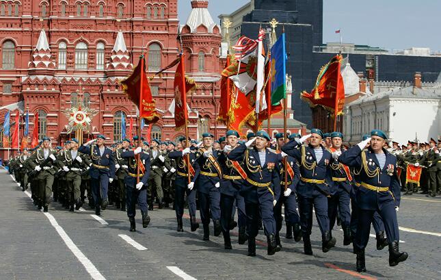 俄罗斯13座城市决定取消纪念卫国战争胜利75周年阅兵