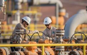 沙特阿拉伯对美国石油出口迈向35年来最低水平