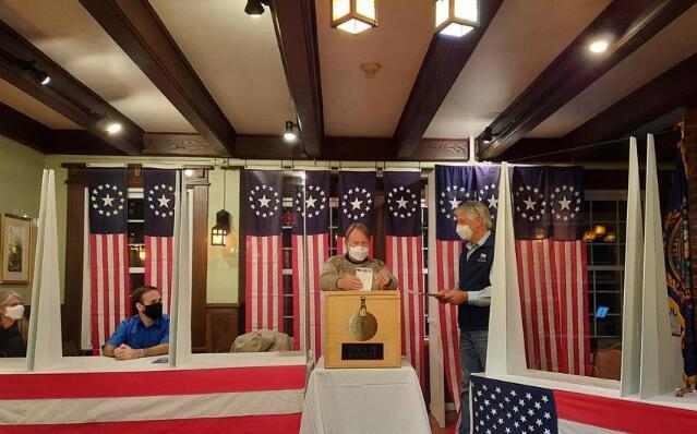 美国大选最新战况:拜登238票vs特朗普213票