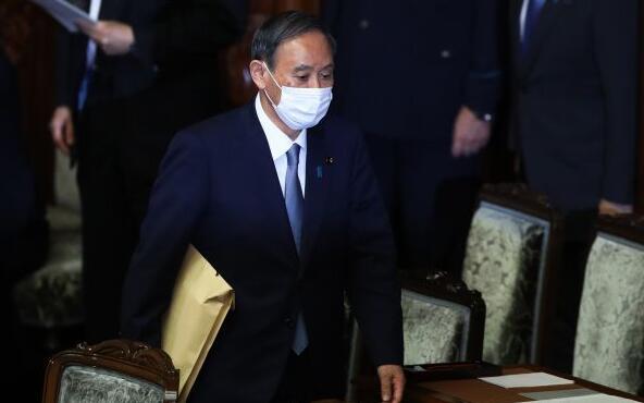 日本疫情严峻 菅义伟要求内阁成员时刻准备应对