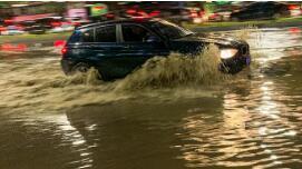 河南新乡遭遇极强降雨,47万余人受灾